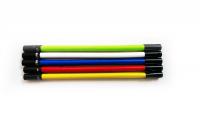 Brzdový bovden JAGWIRE CGX SL černý, 1m