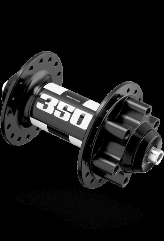 Náboj přední 350 DBIS, CLASSIC, osa 5 mm, 32 děr DT SWISS
