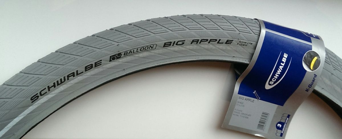 SCHWALBE BIG APPLE 50-622 (28x2,0)