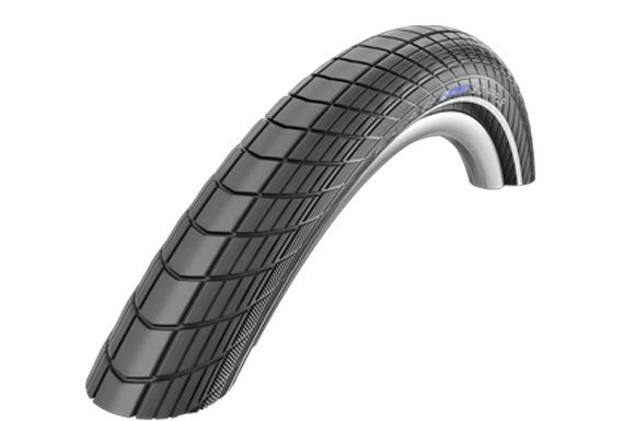 SCHWALBE BIG APPLE 60-622 (28x2,35)