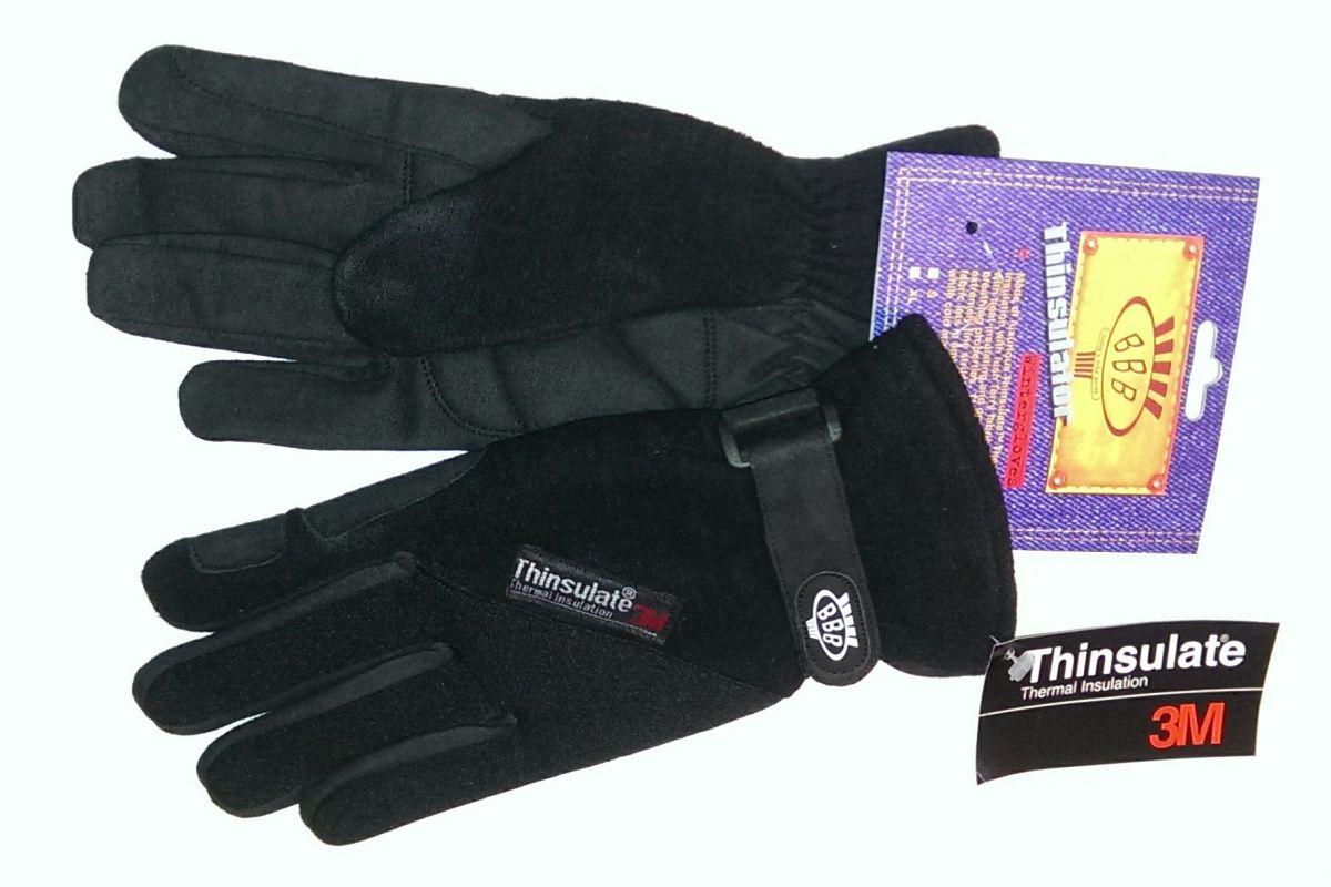 Zimní rukavice BBB Thinsulator