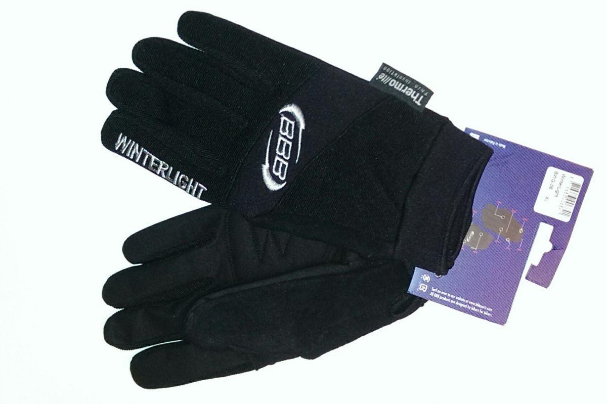 Zimní rukavice BBB WinterLight