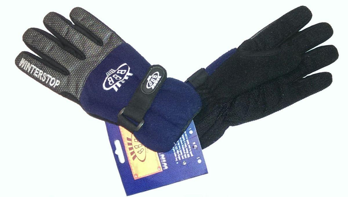 Zimní rukavice BBB WinterStop vel. M